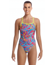 Funkita купальник Squeaky Squid